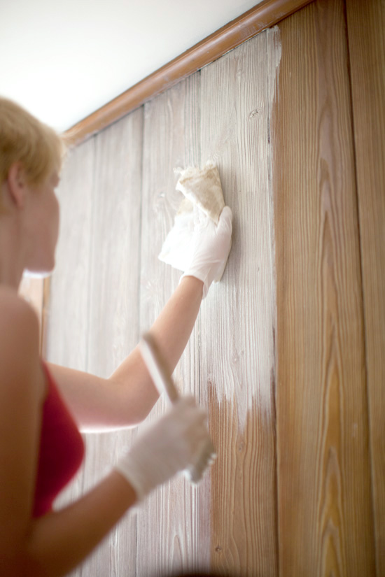 how to take paint off walls