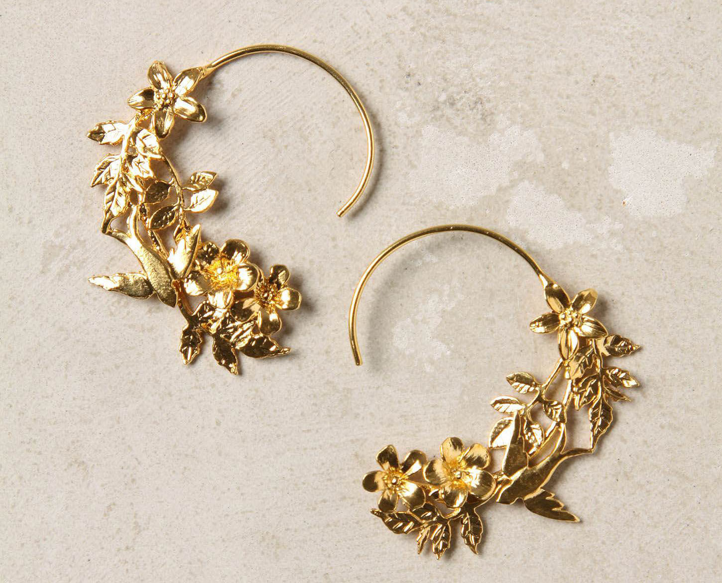 Anthropologie Agrippina hoops_thumb