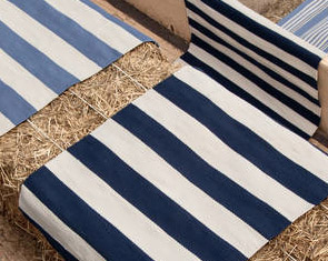 Catamaran Stripe Navy-Ivory Indoor-Outdoor2_thumb