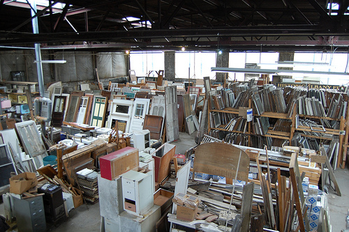 Savvy salvage the historic albany foundation fresh for Architectural salvage nyc