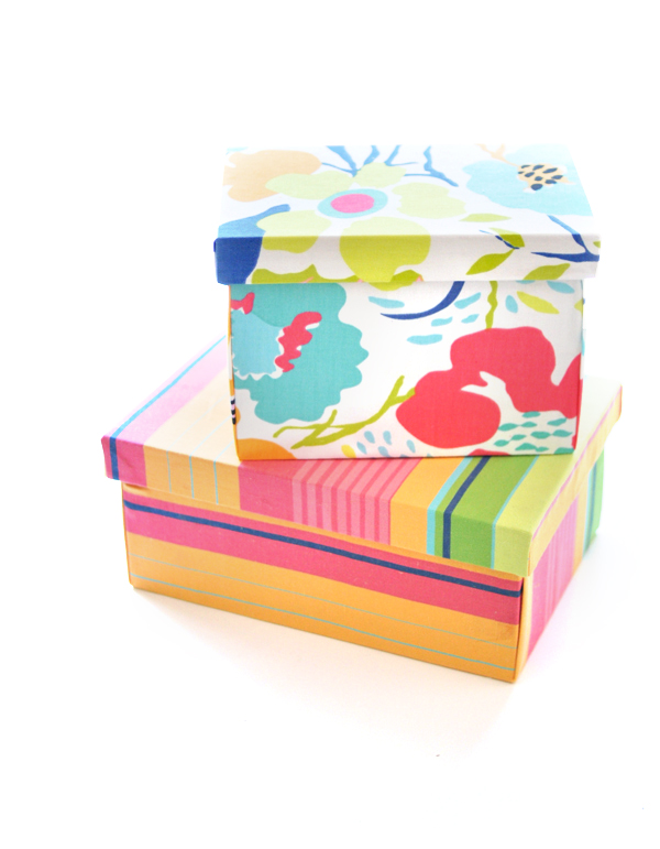 centsational girl fabric covered craft box diy fresh