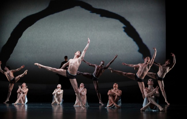 Martha Graham Dance Company Photo Sinru Ku, courtesy Jacob's Pillow Dance