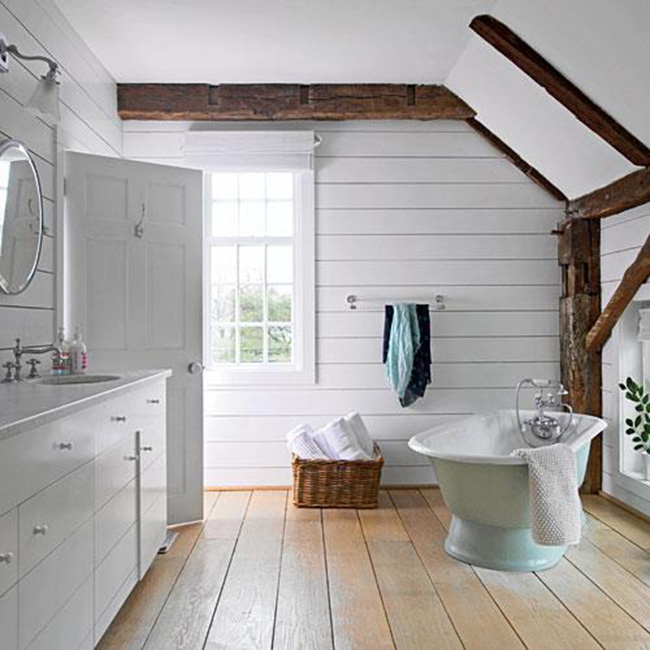 Get the Cottage Bathroom Look in 6 Simple Steps Fresh American Style
