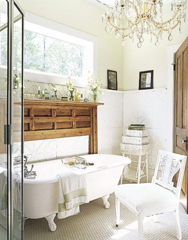 Pinterest & Get the Cottage Bathroom Look in 6 Simple Steps - Fresh American Style azcodes.com