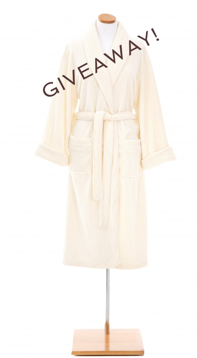 SheepyFleece_Bathrobe _Ivory_ARSFIV