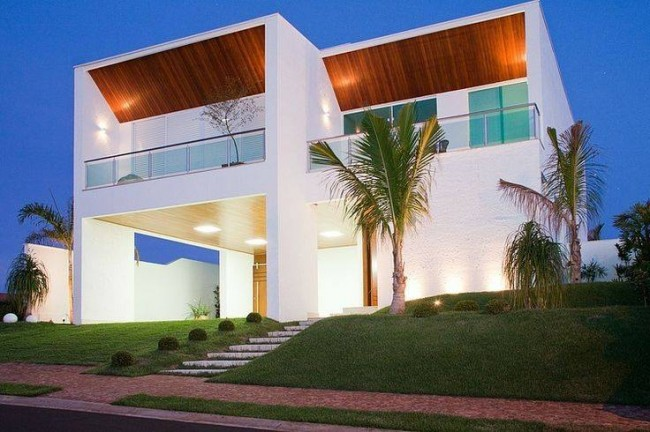 Art and Architecture modern exterior home design