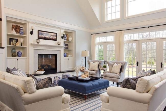 Garrison Hullinger Interior Design via Houzz