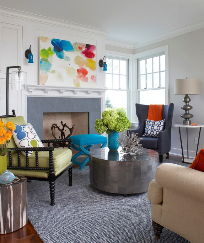 Rachel Reider Interiors via Houzz