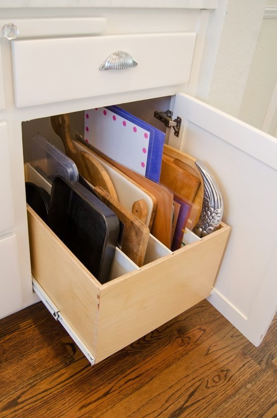 vertical storage the kitchn