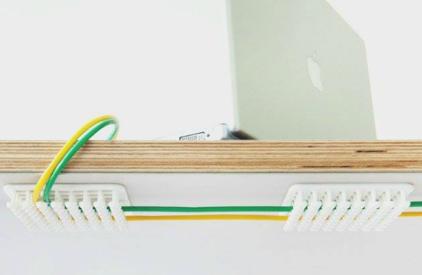Smart solutions for how to hide electrical cords for How to hide electrical cords on wall