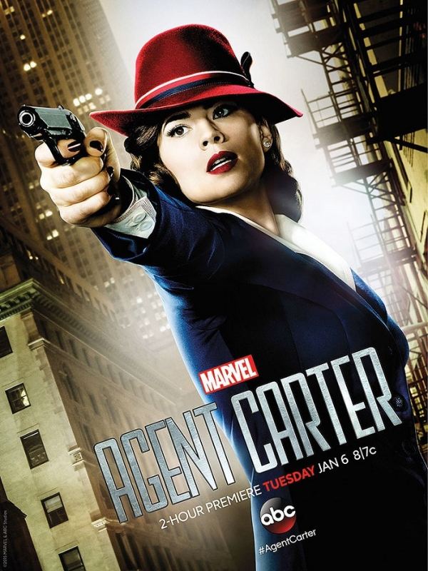 Agent Carter poster ABC