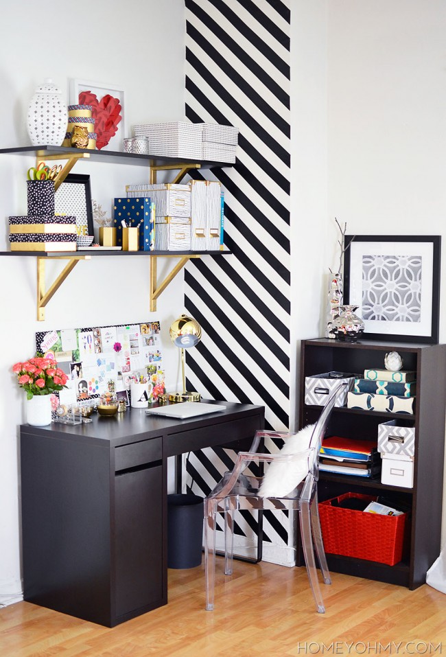 Homey Oh My home office