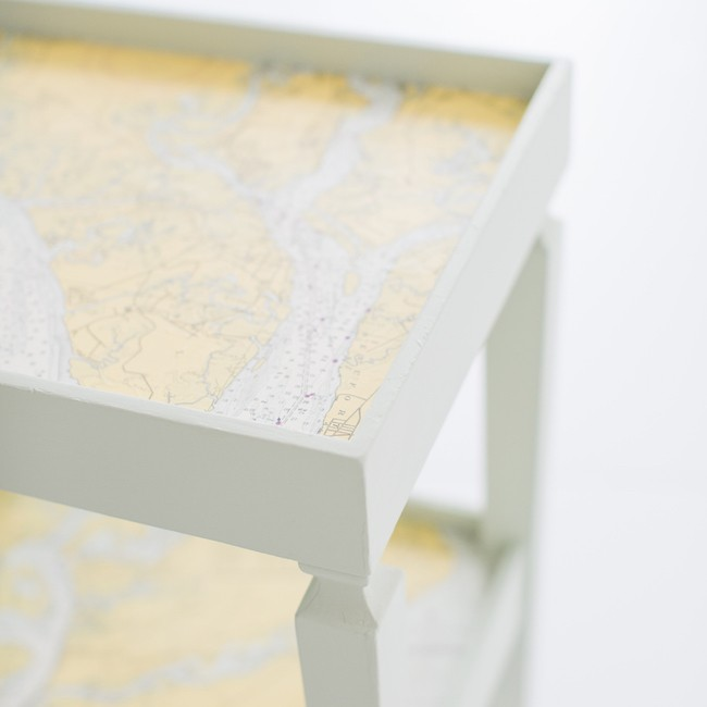 decoupage map table 13