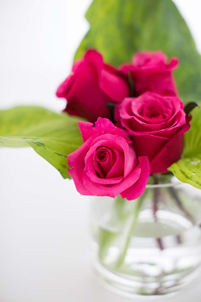 make these simple diy peony  rose flower centerpieces, Beautiful flower