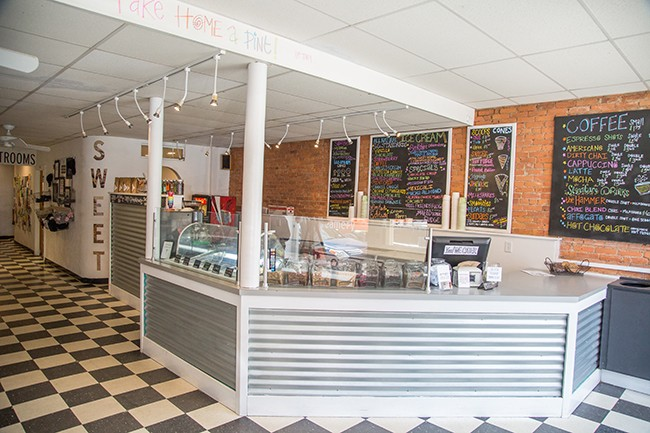soco creamery ice cream berkshires counter