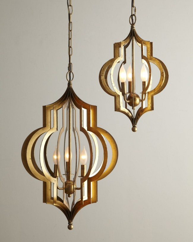 Regina Andrew Pattern Makers Pendant Lights