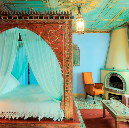 Moroccan bedroom Decoholic