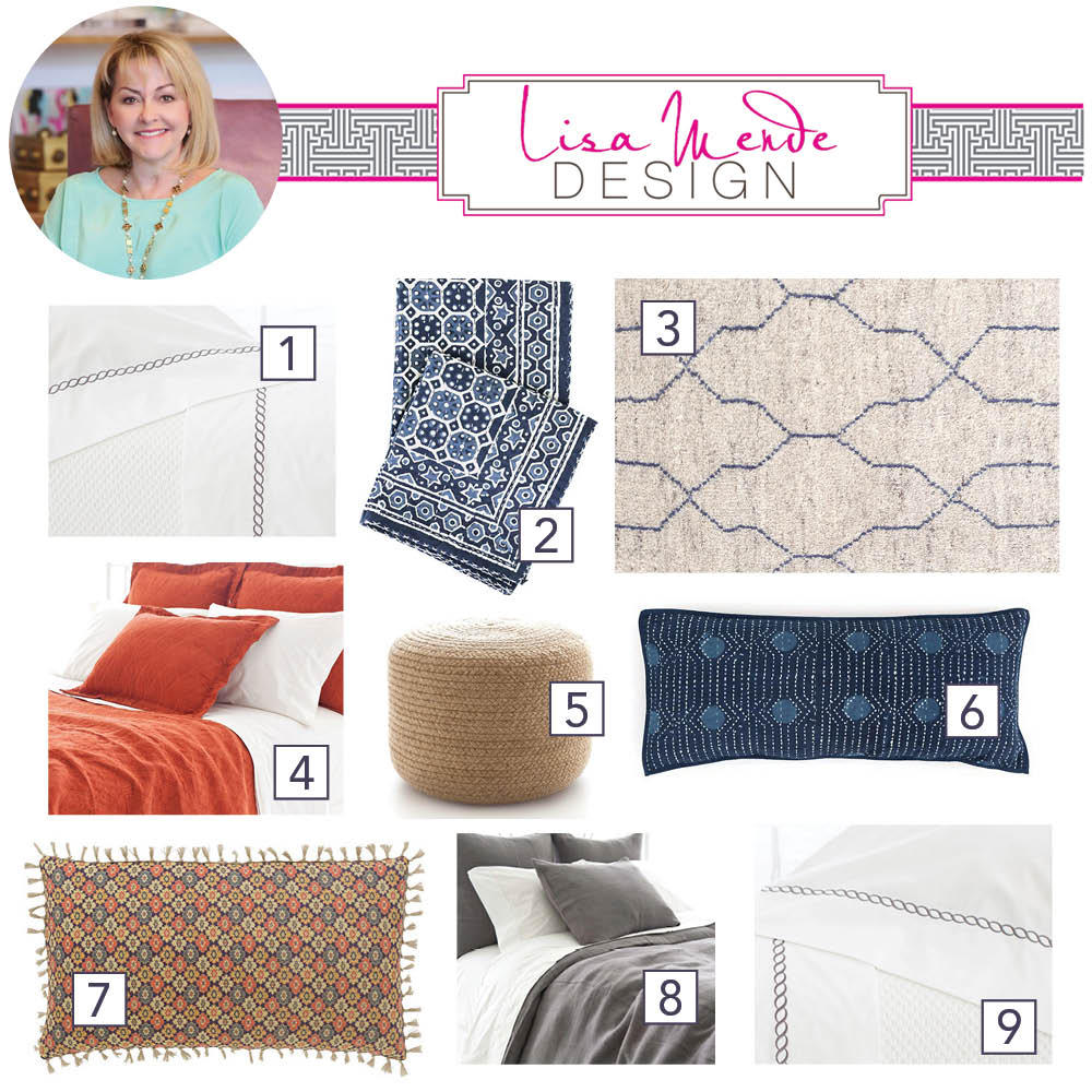Guest Stylist Fall For Cool Weather Bedding With Lisa Mende