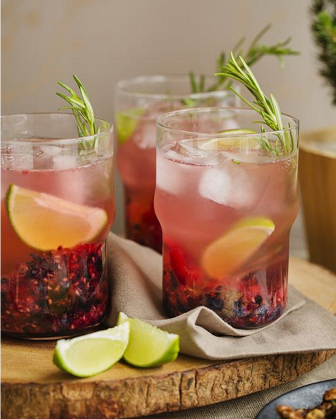 5 Easy Holiday Cocktails Fresh American Style