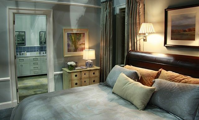 Steal This Look Alicia S Bedroom On The Good Wife Fresh American Style