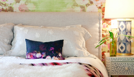 Amazing Space Feminine Sleep Sanctuary By Grace Home Design