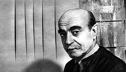 We're Crushing on: The Punctured-Canvas Art of Lucio Fontana