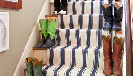 Top Dogs Are in the House: Recycled Poly Rugs You'll Love