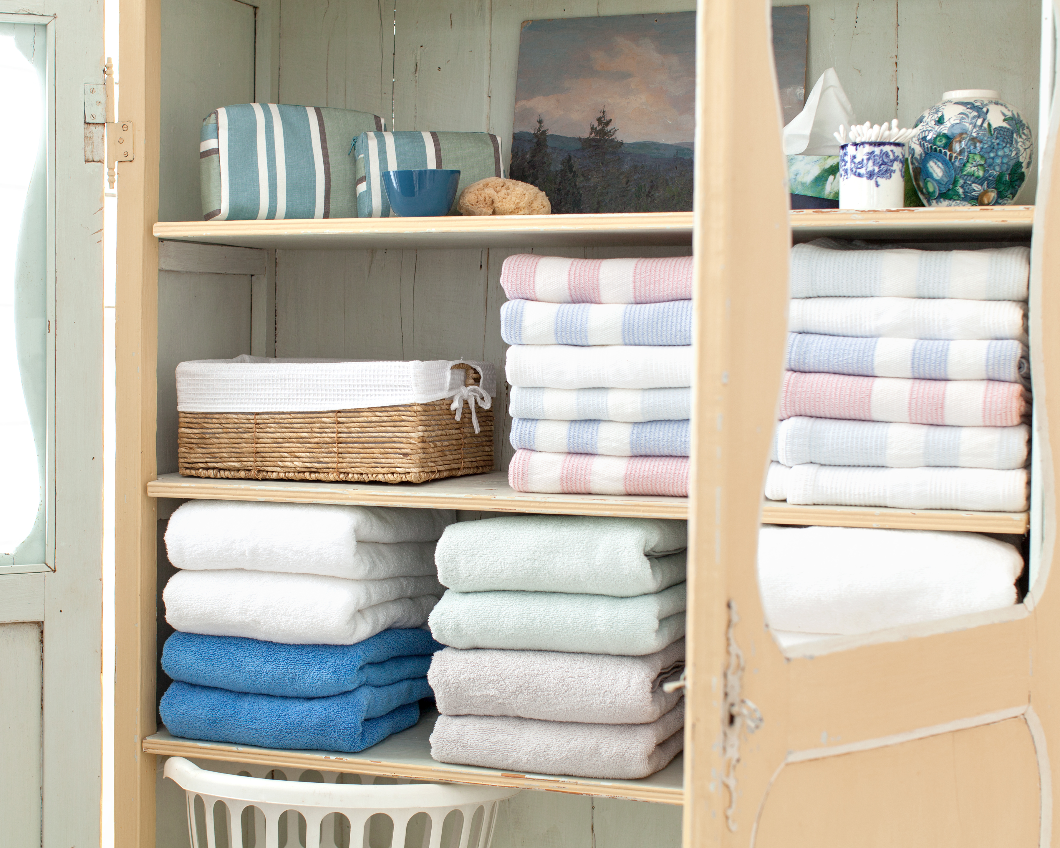 Best of Blog How to Organize Your Linen Closet Fresh American Style