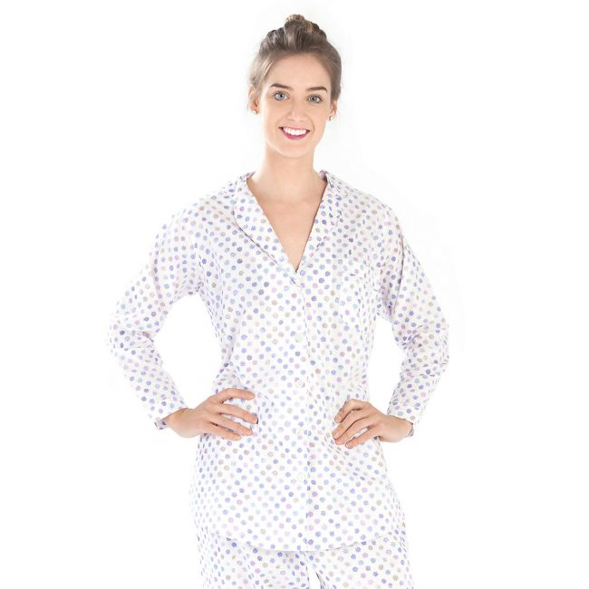 WatercolorDotsBerryShirtTailPajama_WCDBPJ_product_list copy