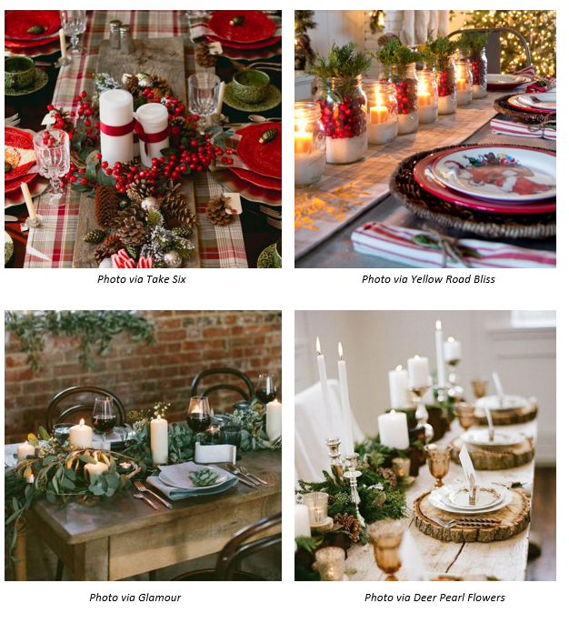 How To Perfect Your Christmas Table Decorations  CnNzLTAtNUIyZmRh: Setting The Perfect Holiday Table