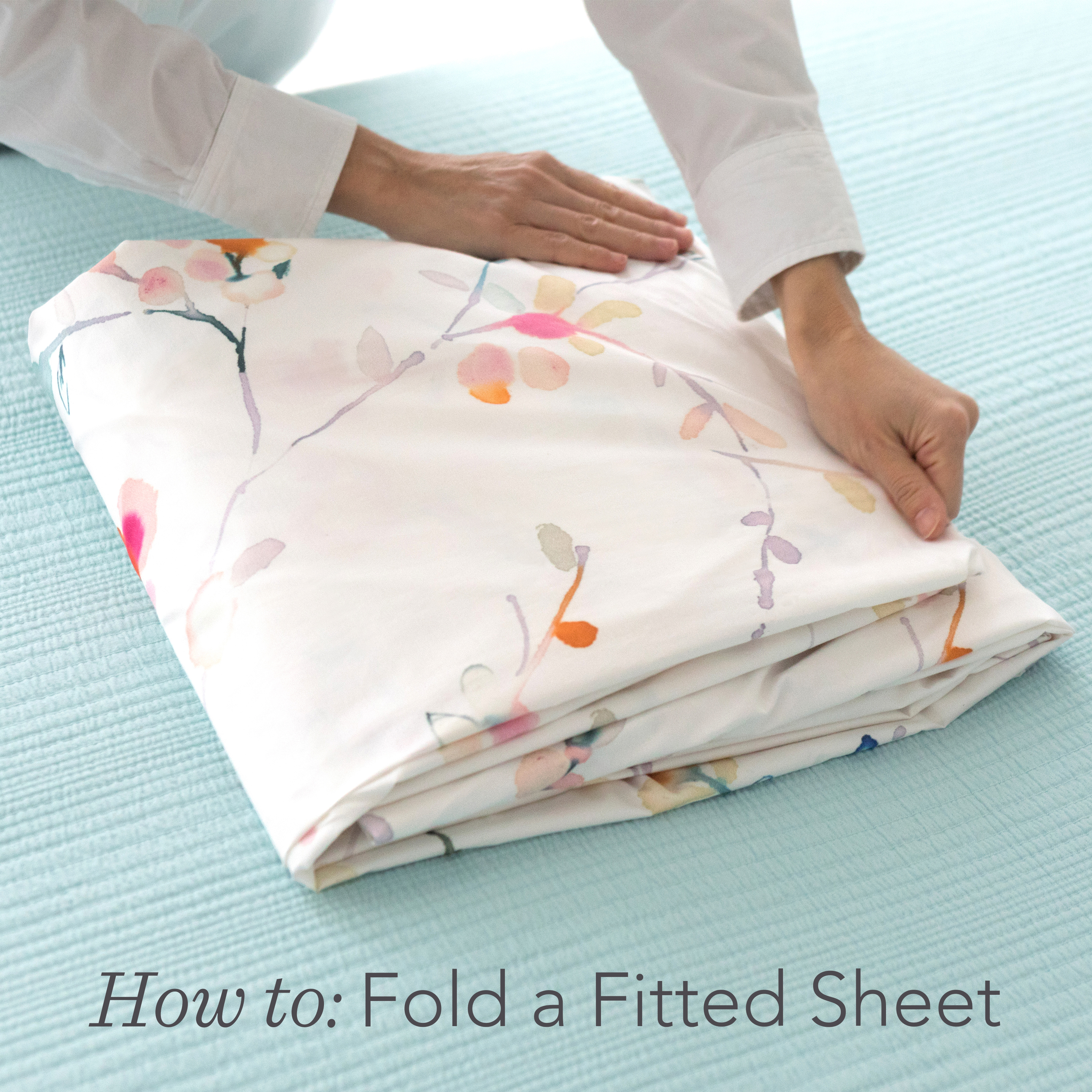 101 how to fold your fitted sheets - How To Fold Fitted Sheets
