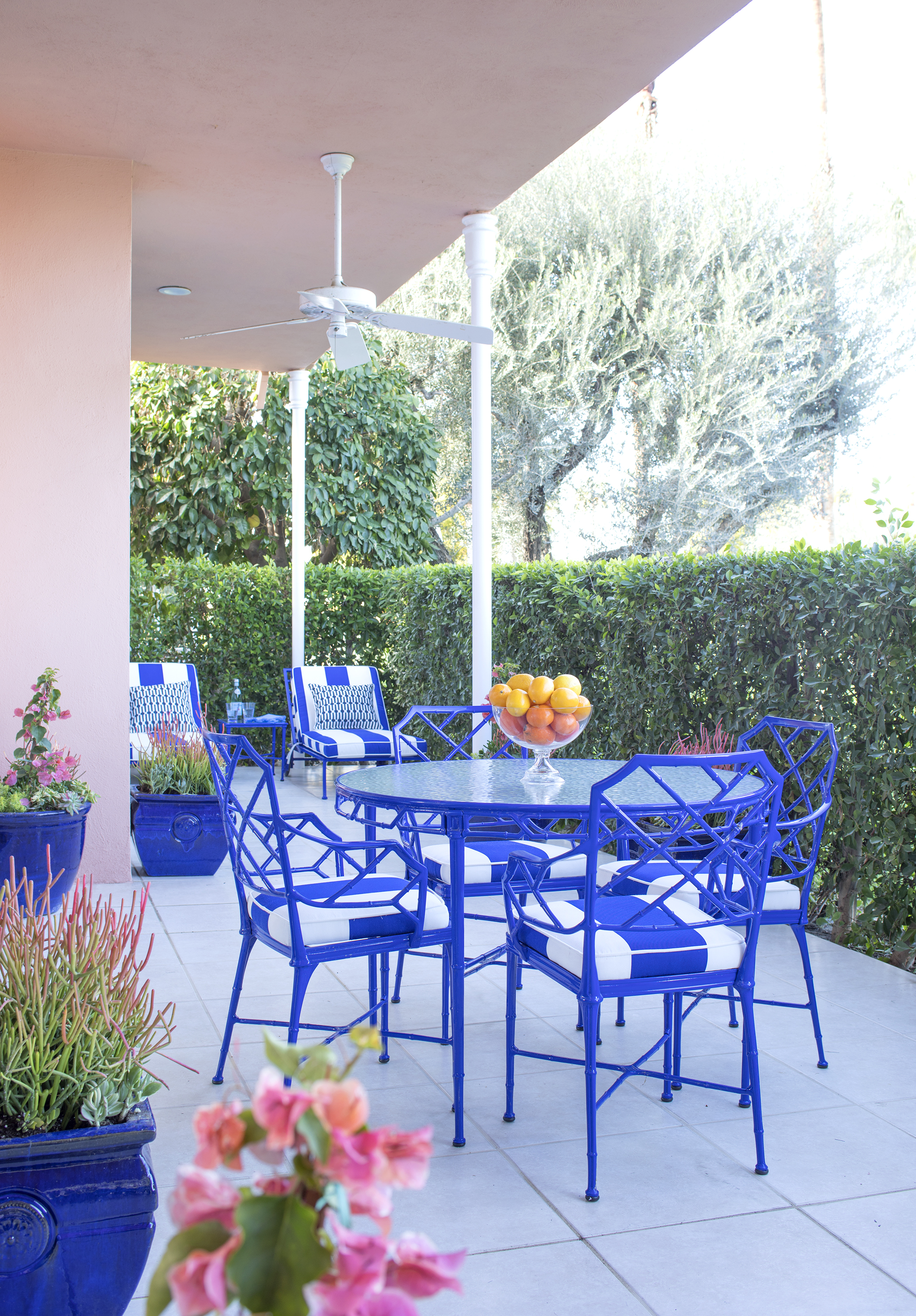 Marrakesh Patio | Fresh American Style