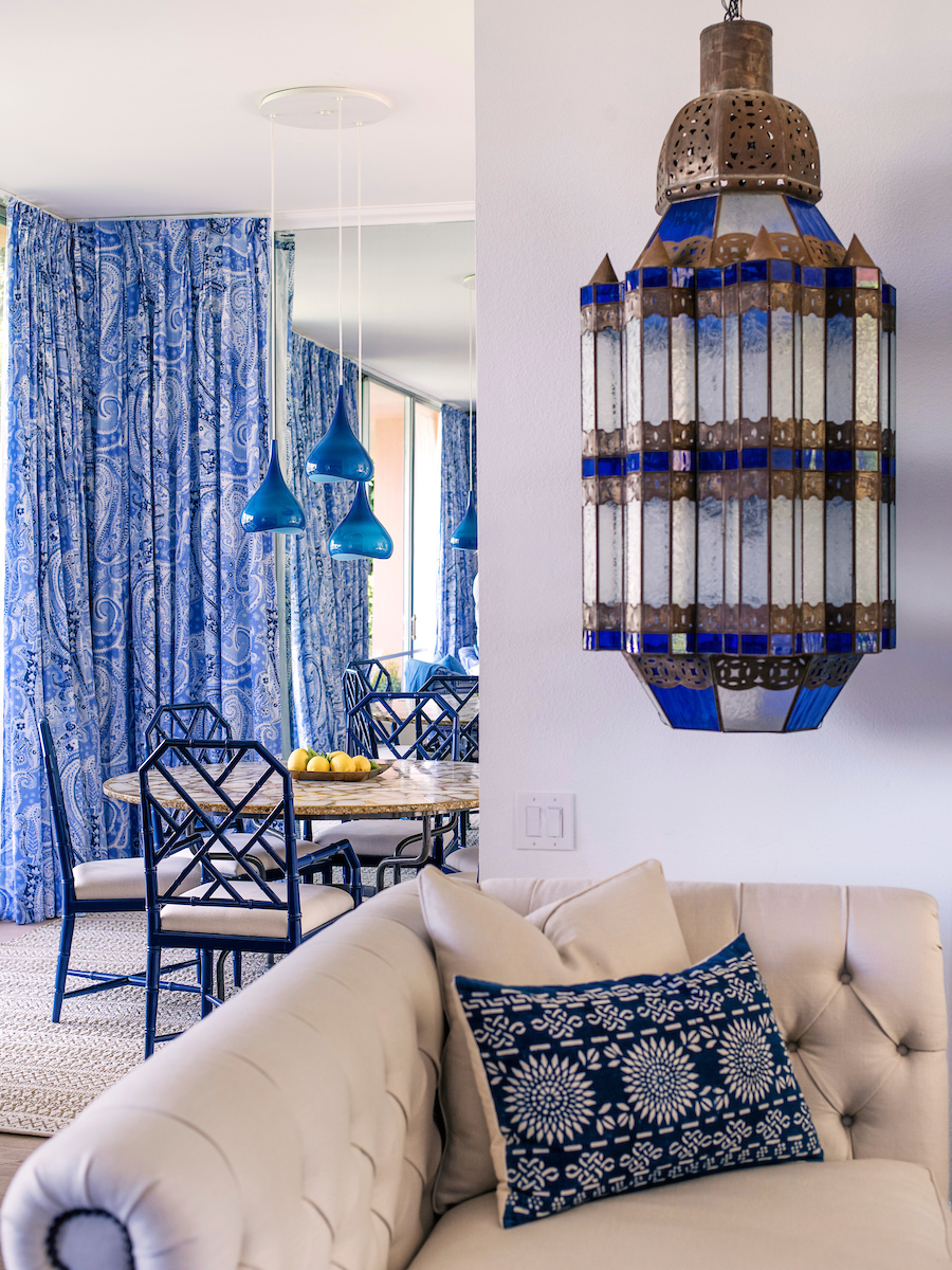 Annie Selke's Marrakesh Condo by Brinson+Banks | Fresh American Style
