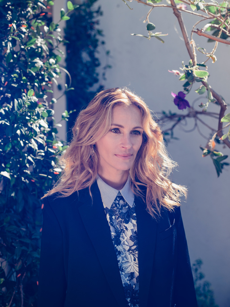 Julia Roberts by Brinson+Banks | Fresh American Style