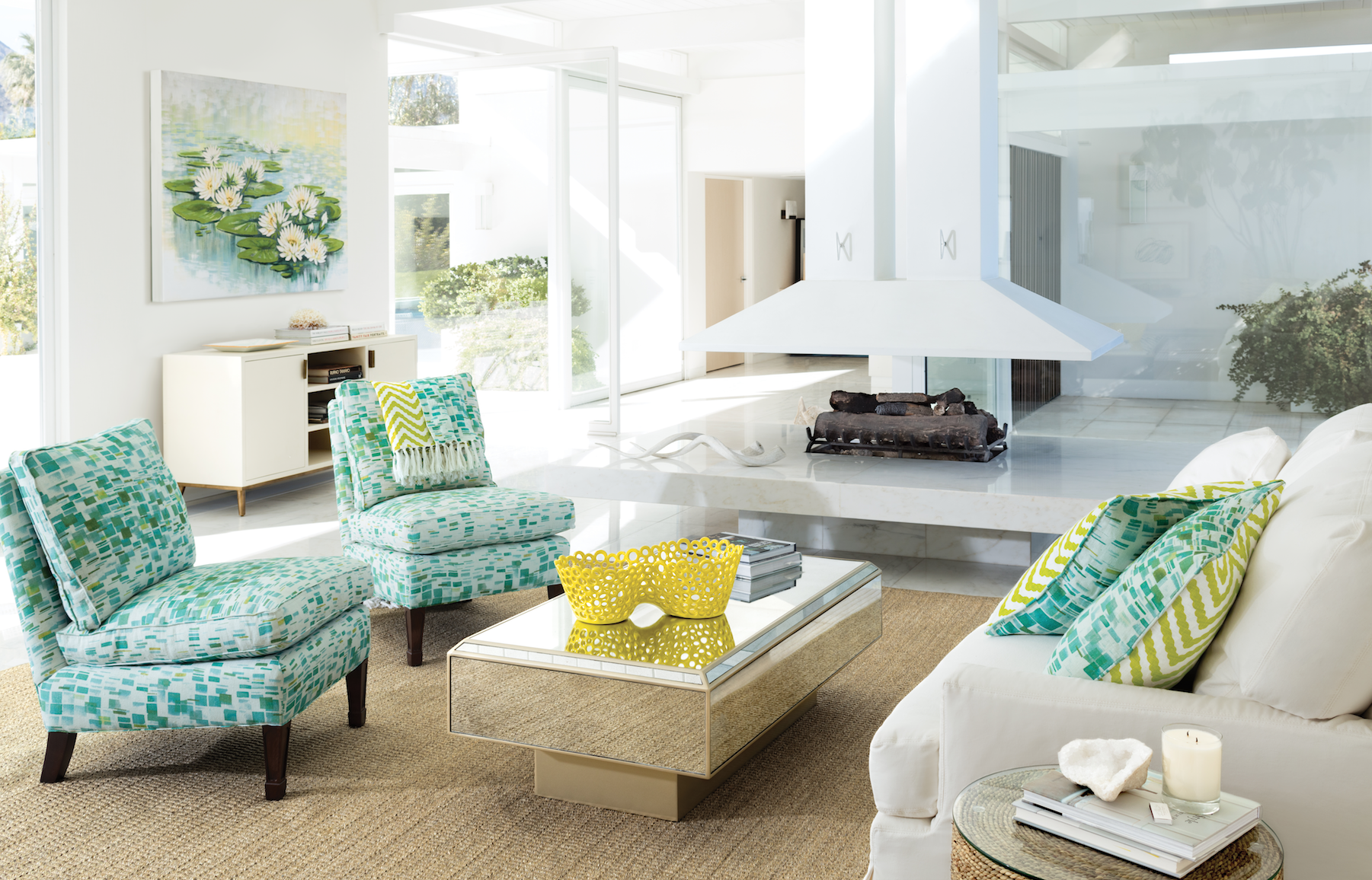 Annie Selke's Palm Springs Collection   Fresh American Style