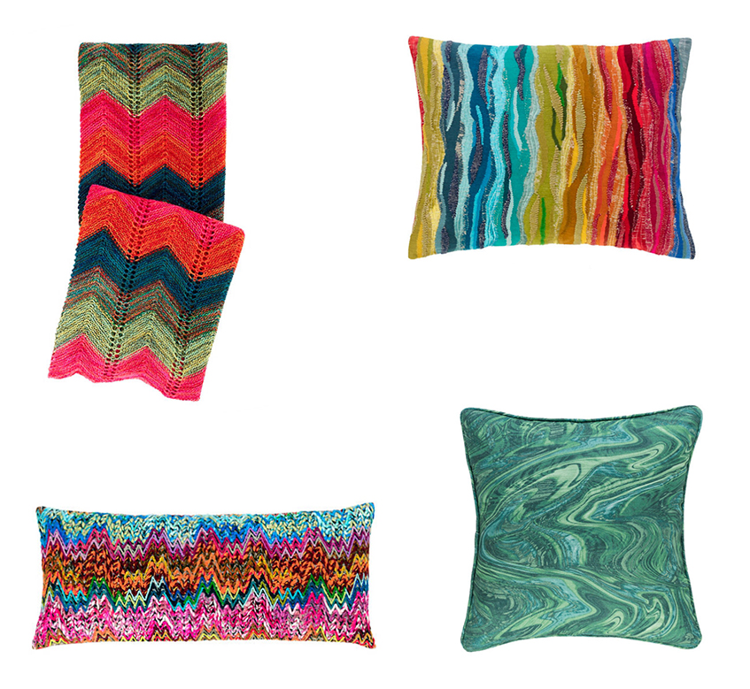 Pillows and Throws by Annie Selke | Fresh American Style