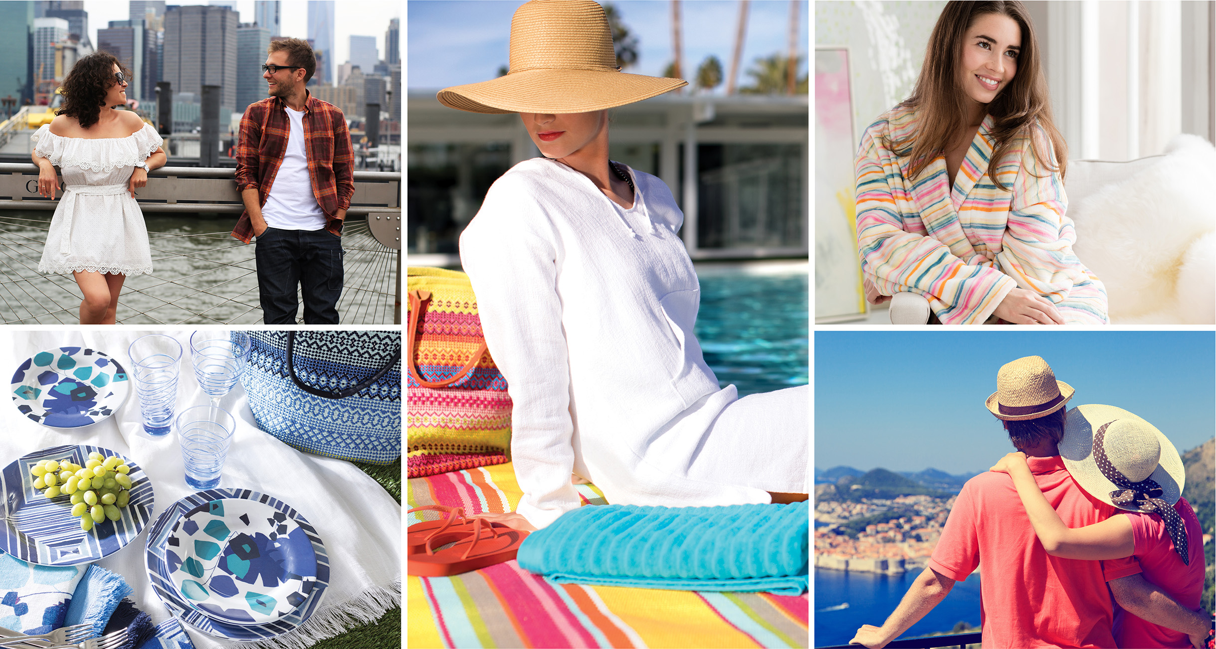Summer Must Haves For Your Vacation Destination | Annie Selke's Fresh American Style