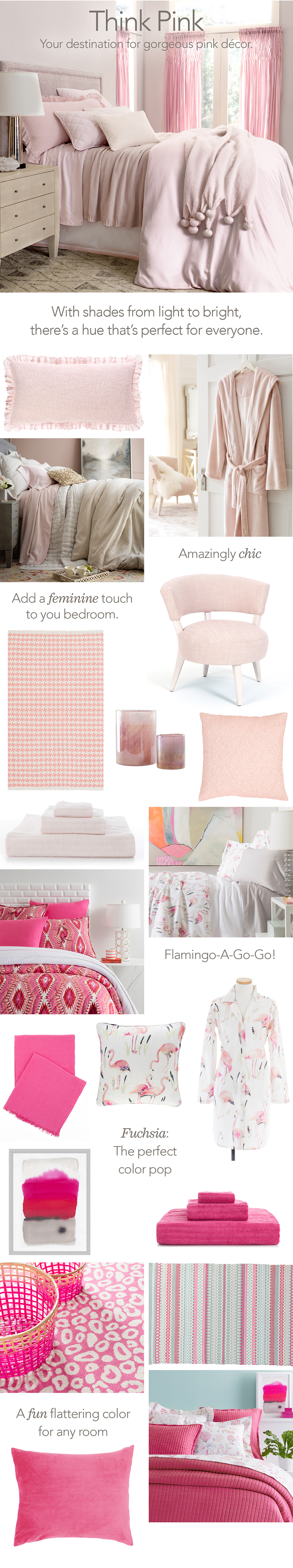 Our Love Affair with Pink | Annie Selke's Fresh American