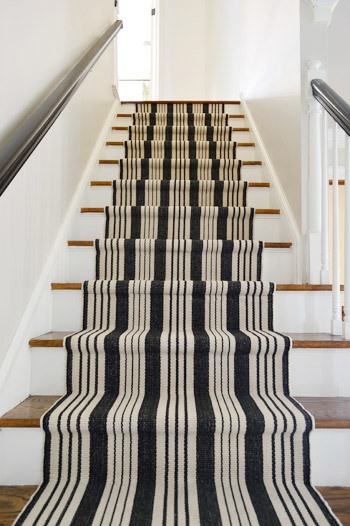Rugs Through The Years: Birmingham Black | Annie Selke's Fresh American Style