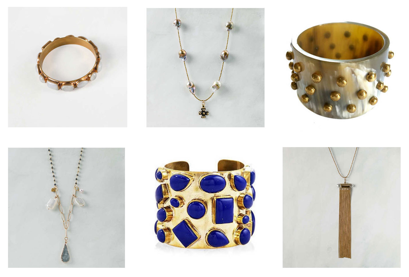 Give the Gift of Sparkle : Jewelry That Dazzles | Annie Selke's Fresh American Style