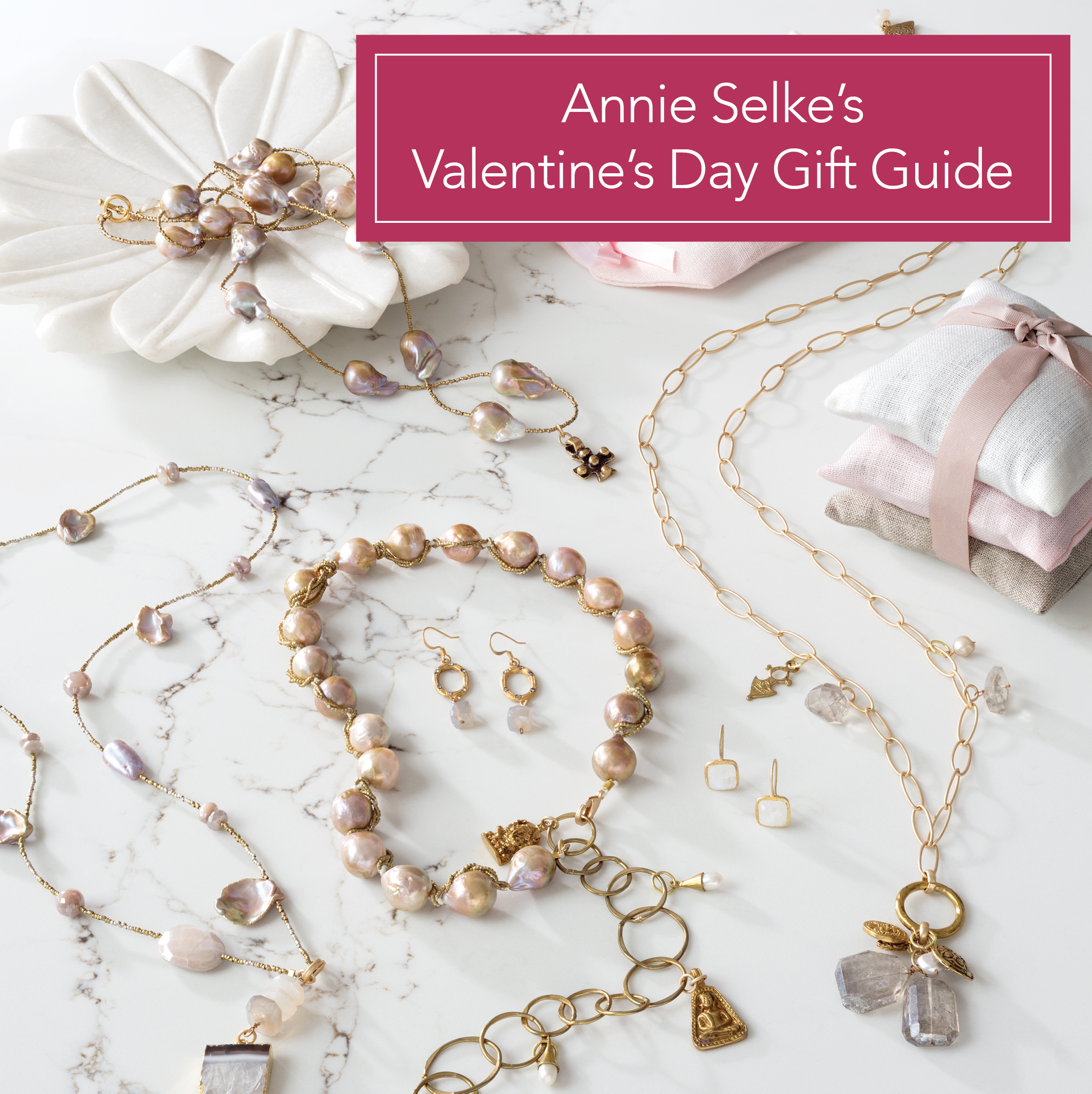 Gifts We Heart: Our Valentine's Day Gift Guide | Annie Selke's Fresh American Style