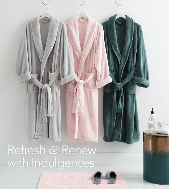 Refresh and Renew with Indulgences | Annie Selke's Fresh American Style