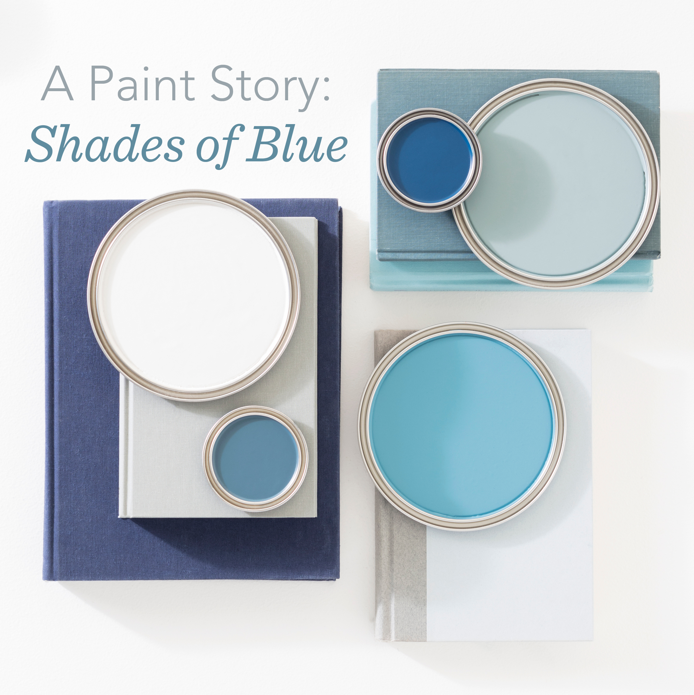 How We Hue: Blue Ines Paint Palette (Part II) | Annie Selke's Fresh American Style