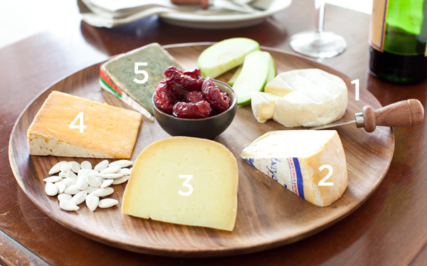 Preserves chutneys and compotes are delicious with most cheeses\u2014switch it up with red pepper jelly berry or tropical chutneys or membrillo ... & Big Cheese: DIY Cheese Platter for Your Next Party