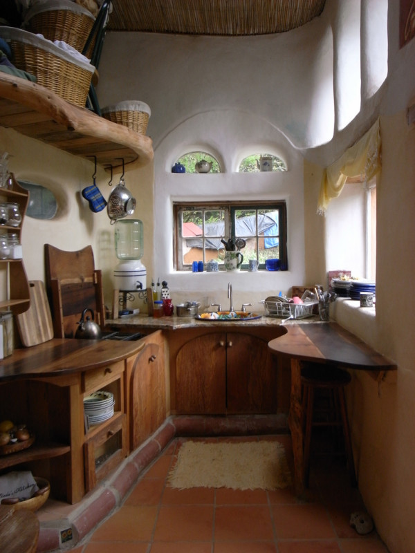 Cob House, via Tiny House Design