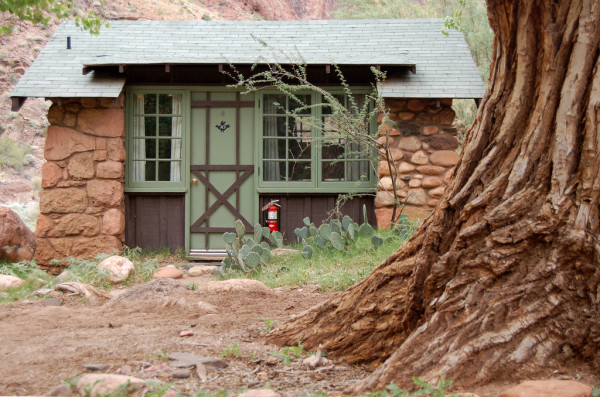 Phantom Ranch, via Tiny House Design