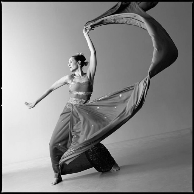 Carmen de Lavallade by Lois Greenfield Jacobs Pillow