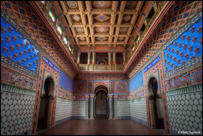 Castello di Sammezzano, Italy (photo copyright Martino Zegwaard)