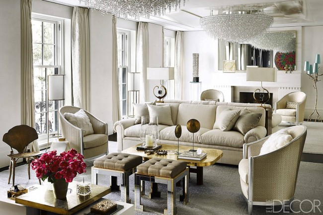 Elle Decor Manhattan townhouse 2