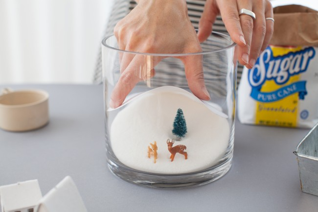 DIY winter dioramas 6